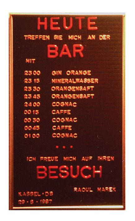 Bar shield d8 Kassel